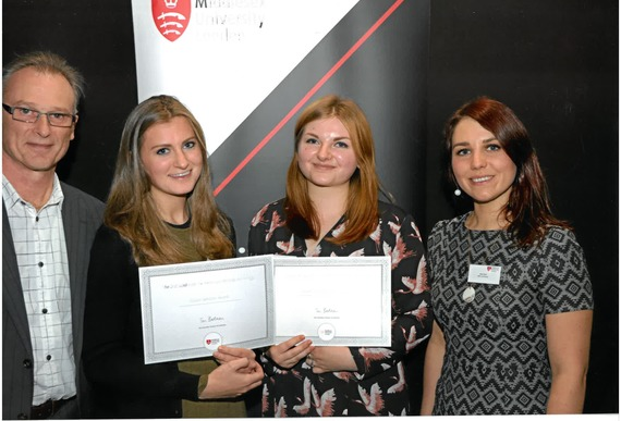 Bpr Scholarships Awarded At Middlesex University Architects