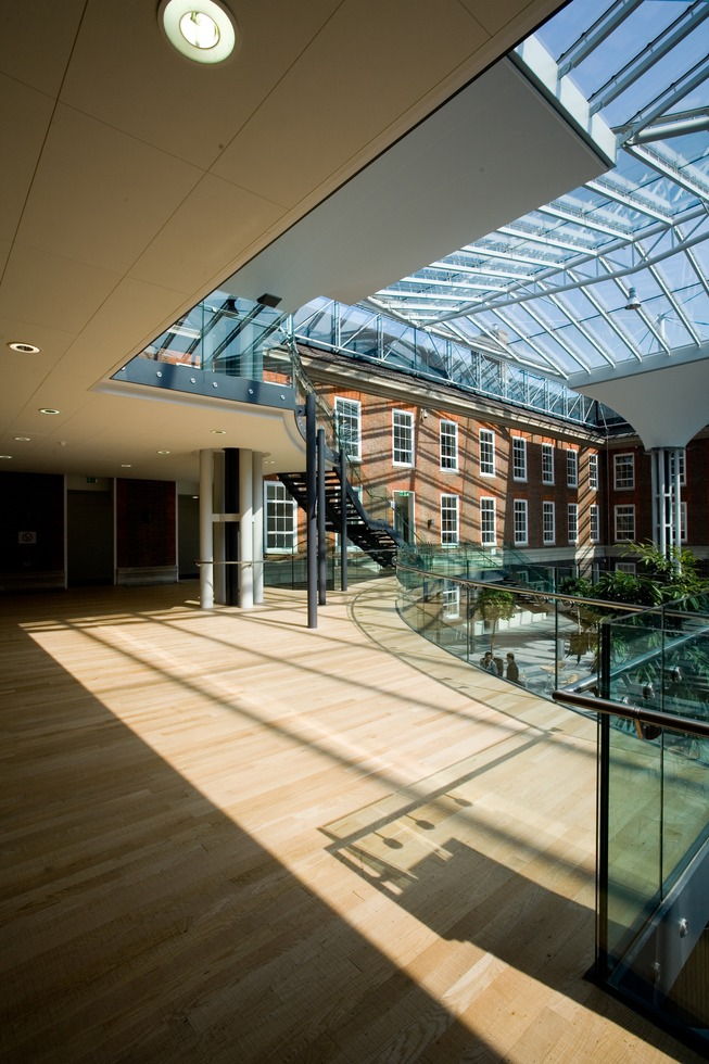 Middlesex University Ritterman Building